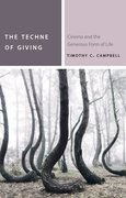 Cover for The Techne of Giving