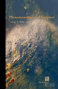 Cover for Phenomenologies of Scripture