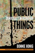 Cover for Public Things