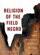 Cover for Religion of the Field Negro