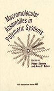 Cover for Macromolecular Assemblies in Polymer Systems