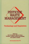 Cover for Pesticide Waste Management