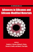 Cover for Advances in Silicones and Silicone-Modified Materials