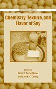 Cover for Chemistry, Texture, and Flavor of Soy