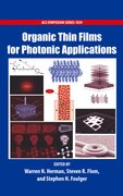 Cover for Organic Thin Films for Photonic Applications