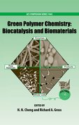 Cover for Green Polymer Chemistry: Biocatalysis and Biomaterials