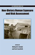 Cover for Non-Dietary Human Exposure and Risk Assessment