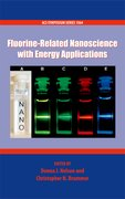 Fluorine-Related Nanoscience with Energy Applications