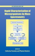Cover for Rapid Characterization of Microorganisms by Mass Spectrometry