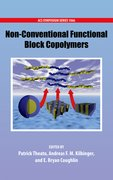Cover for Non-Conventional Functional Block Copolymers