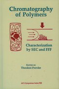 Cover for Chromatography of Polymers