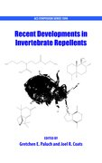 Cover for Recent Developments in Invertebrate Repellents