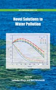 Cover for Novel Solutions to Water Pollution