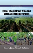 Cover for Flavor Chemistry of Wine and Other Alcoholic Beverages