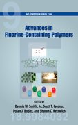 Cover for Advances in Fluorine-Containing Polymers