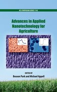 Cover for Advances in Applied Nanotechnology for Agriculture