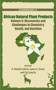 Cover for African Natural Plant Products Volume II