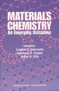 Cover for Materials Chemistry
