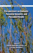 Cover for Perspectives on Biofuels: Potential Benefits and Possible Pitfall