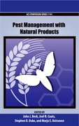 Cover for Pest Management with Natural Products