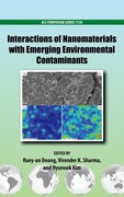 Cover for Interactions of Nanomaterials with Emerging Environmental Contaminants
