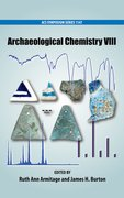 Cover for Archaeological Chemistry VIII