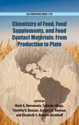 Cover for Chemistry of Food, Food Supplements, and Food Contact Materials