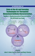 Cover for State-of-the-Art and Emerging Technologies for Therapeutic Monoclonal Antibody Characterization Volume 2. Biopharmaceutical Characterization - 9780841230293