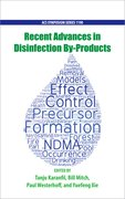 Cover for Recent Advances in Disinfection By-Products