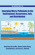 Cover for Emerging Micro-Pollutants in the Environment