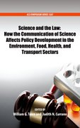 Cover for Science and the Law