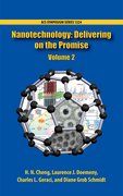 Cover for Nanotechnology: Delivering on the Promise Volume 2