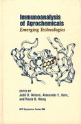 Cover for Immunoassays of Agrochemicals
