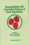 Cover for Encapsulation and Controlled Release of Food Ingredients
