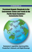 Cover for Persistent Organic Chemicals in the Environment