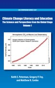 Cover for Climate Change Literacy and Education