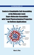 Cover for Control of Amphiphile Self-Assembling at the Molecular Level - 9780841232747