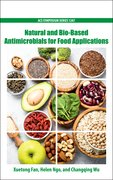 Cover for Natural and Bio-Based Antimicrobials for Food Applications