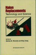 Cover for Halon Replacements
