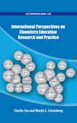 Cover for International Perspectives on Chemistry Education Research and Practice