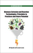 Cover for Biomass Extrusion and Reaction Technologies - 9780841233713