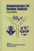 Cover for Immunoassays for Residue Analysis: Food Safety