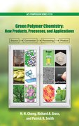 Cover for Green Polymer Chemistry - 9780841233898