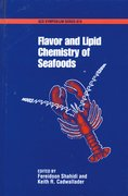 Cover for Flavor and Lipid Chemistry of Seafoods
