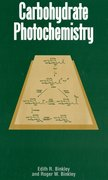 Cover for Carbohydrate Photochemistry