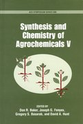 Cover for Synthesis and Chemistry of Agrochemicals V