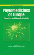 Cover for Phytomedicines of Europe