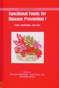 Cover for Functional Foods for Disease Prevention I
