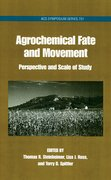 Cover for Agrochemical Fate and Movement