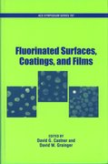 Cover for Fluorinated Surfaces, Coatings, and Films